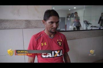 TV Sport acompanha reapresentação de Durval