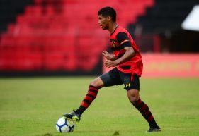Sport 2 x 2 Atlético MG – Campeonato Brasileiro 2019 (Sub 17)