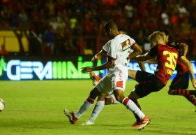 Sport 3 x 1 Vitória/BA