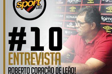 SPORTCASTDOLEÃO#10 entrevista ídolo Roberto Coração de Leão