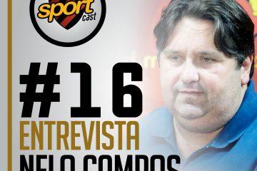 SPORTCASTDOLEÃO # 16 – Nelo Campos, diretor de futebol
