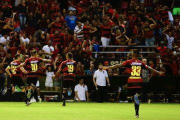 Sport 1 x 0 Santa Cruz (Copa do Nordeste 2020)