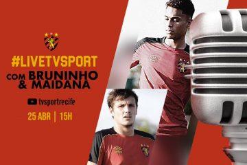 Live – Bruninho e Iago Maidana