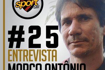 SPORTCASTDOLEÃO#25 – Jogo dos Sonhos/Entrevista com Marco Antônio