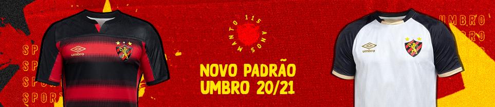 NOVO PADRÃO UMBRO 20/21