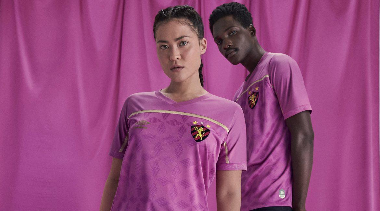 Sport E Umbro Lancam Camisa Para O Outubro Rosa Sport Club Do Recife