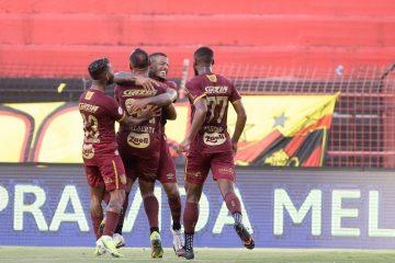 Sport 2 x 3 Atlético/MG (Campeonato Brasileiro – Série A) – 21/02/2021