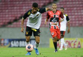 Vera Cruz 1 x 3 Sport  (Campeonato Pernambucano 2021) – 24/02/2021