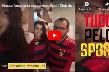 Nossa força está em sermos Sport Club do Recife – Consulados do Leão