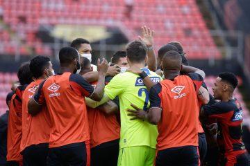 Sport 2 x 0 Central (Campeonato Pernambucano 2021) – 28/03/2021