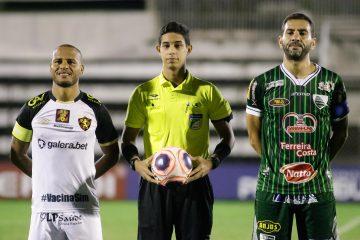 Sete de Setembro 0 x 2 Sport (Campeonato Pernambucano 2021) – 18/04/2021