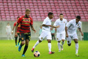 Retrô 0 x 1 Sport (Campeonato Pernanbucano 2021) – 24/04/2021