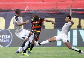 Sport 0 x 4 Ceará (Copa do Nordeste 2021) – 03/04/2021