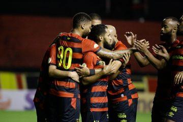 Sport 1 x 2 Fluminense (Campeonato Brasileiro – Série A) – 10/07/2021