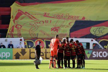 Sport 0 x 1 Palmeiras (Campeonato Brasileiro 2021 – Série A) 04/07/2021