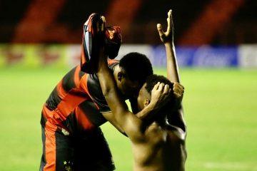 Sport 2 x 2 Cruzeiro (Copa do Brasil Sub-17) – 31/08/2021
