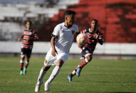 Santa Cruz 1 x 0 Sport (Campeonato Pernambucano Sub-20) – 23/09/2021