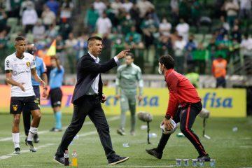 Palmeiras 2 x 1 Sport (Campeonato Brasileiro – Série A) – 25/10/2021