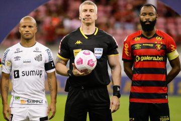 Sport 0 x 0 Santos (Campeonato Brasileiro – Série A) – 17/10/2021
