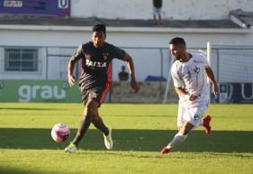 Salgueiro 1×1 Sport – PE 2018